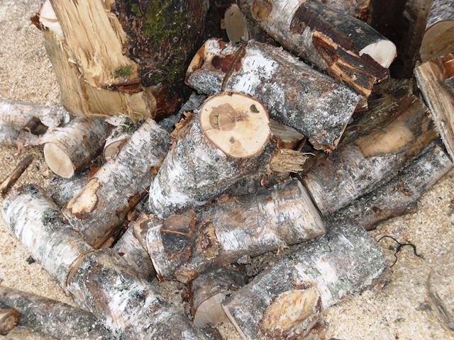 дрова в чурбаках в талдоме