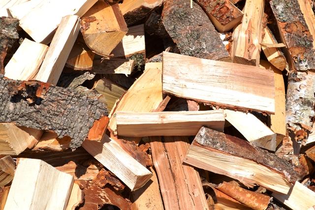 колотые дрова талдом