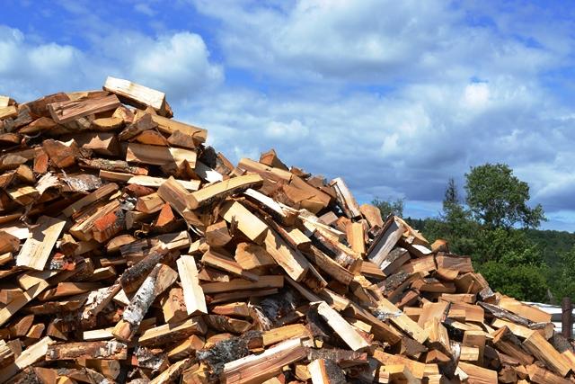 привезем березовые колотые дрова талдомский район